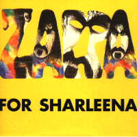 Cover For Sharleena
